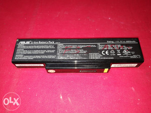 Baterija za asus f3s