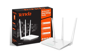 Wireless Router TENDA F3 300Mbps (1766)