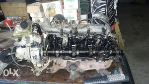 GLAVA MOTORA MAZDA 6,2.0 D,89 KW,04 G.P
