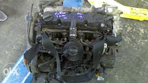 Motor Citroen Xara Picasso 02g 2.0 HDI 66 kw RHY AE 191