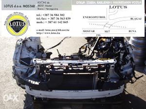 Opel Astra J 1.6 16V-vezni lim,prsa (ostali dijelovi)