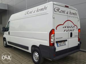 Rent a Kombi/Renta Kar/Rent a Car/TERETNI PUTNIČKI 8+1