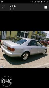 Audi a8 4.2 3.7