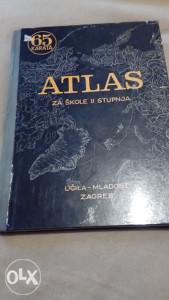 ATLAS ZA SKOLE 2 STUPNJA