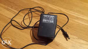 AC Adapter SANYO 9.0V - 400mA