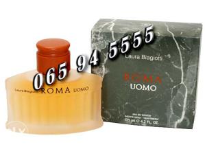 LAURA BIAGIOTTI Roma Uomo 75ml 75 ml