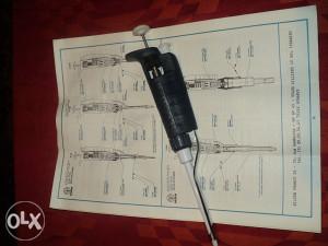 Pipeta varijabilna Gilson 50-200ul