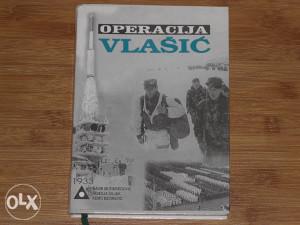 knjiga Operacija Vlašić ARBIH