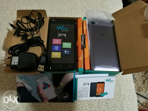 Wiko Jerry Quad Core 1gb 6.0 android