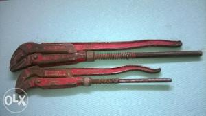 Dvoja kljesta tkz.rorzange (Wurth i Alarm)