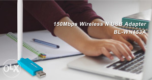 LB Link BL-WN153A 150Mbps Wireless N USB Adapter