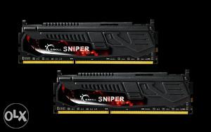 G.Skill Sniper 2x8GB DDR3 1866MHz