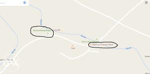 Lokacije na Google mapi