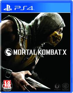 Mortal Kombat X (Playstation 4 - PS4)