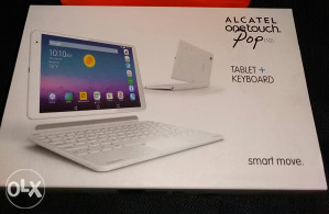 Tablet Alcatel One Touch Pop 10 keyboard