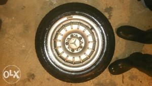 Aluminijske Felge Mercedes 14