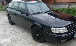 Audi 100 c4 benzin plin a6 karavan