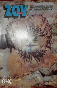 ZOV časopis (potpuno novi, u savršenom stanju)