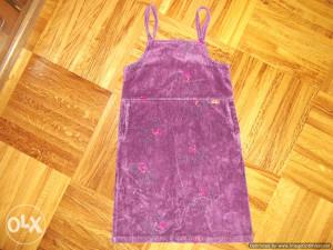Haljina za djevojcice,Haljinica,vel.8-9,kao NOVO