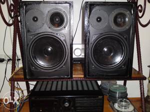Zvučne kutije Magnat - 100W