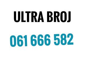 Ultra broj 061 666 582