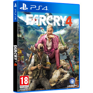 Far Cry 4 (PlayStation 4 - PS4)