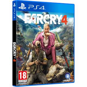 Far Cry 4 (PlayStation 4 - PS4)