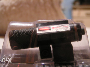 Laser za vazdusnu pusku