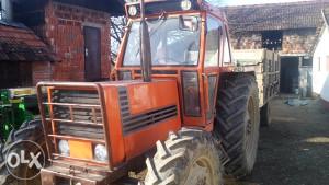 Traktor FIAT 880 DT moguca zamjena za manji