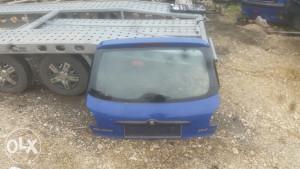 Hauba zadnja gepek sa sajbom Peugeot 206