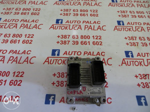 KOMPJUTER MOTORA OPEL CORSA D 1.2 16V 1039632635 0281208940