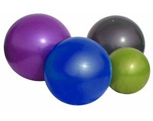 Fitness lopte za trening 55cm 65 75 85cm Pilates yoga