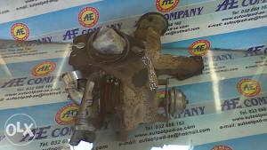 Turbina Fiat Ulisse 2.2 D 03g 9641192380 AE 622