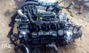 motor citroen c4 1,6 hdi 66 kw AUTOOTPAD CAKO