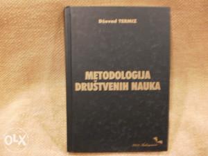 Metodologija društvenih nauka - Dževad Termiz