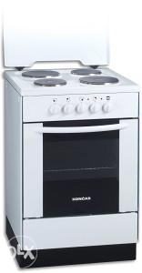 KONČAR električni štednjak SE5640.BK3
