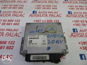 KOMPJUTER MOTORA OPEL OMEGA B 2.0 16V 90492433