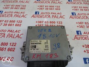 KOMPJUTER MOTORA OPEL VECTRA B 1.8 16V 90506365