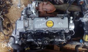 motor Opel astra g 2.0 DTI AUTOOTPAD CAKO