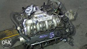 Motor Fiat Ulysse 03g 2.2 JTD 94 kw 4HW AE 201