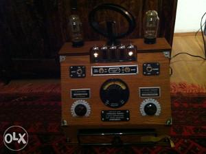 Stari radion
