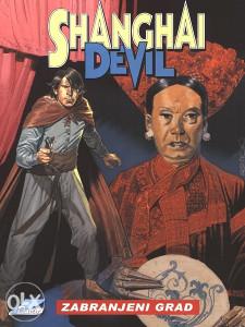Shangaj Devil br 2 - Zabranjeni grad
