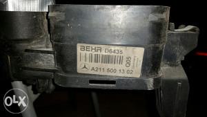 Mercedes W211 2006god  hladnjak vode automatik 220 cdi