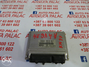 KOMPJUTER MOTORA AUDI A4 2.4 4B0907552C 0261204767