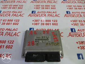 KOMPJUTER MOTORA AUDI A6 2.8e 3B0907551AA 0261206391