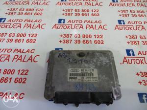 KOMPJUTER MOTORA AUDI A3 1.9 TDI 038906018BB 0281001757