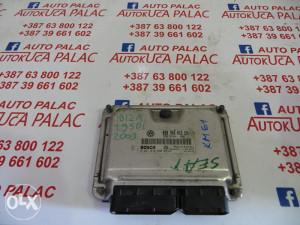 KOMPJUTER MOTORA SEAT IBIZA 1.9 SDI 038906012EM 0281010690