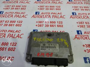 KOMPJUTER MOTORA SEAT TOLEDO 1.9 TDI 038906018BT 0281001926