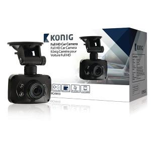 Auto kamera (dash cam) za snimanje voznje Konig (16337)
