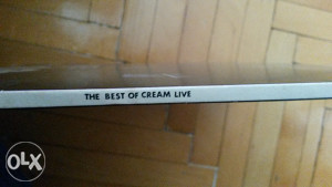 Cream – The Best Of Cream Live